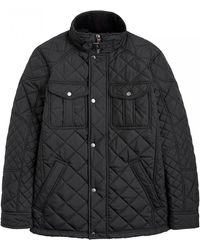 Joules - Holmwood Biker Quilted Mens Jacket (x) - Lyst