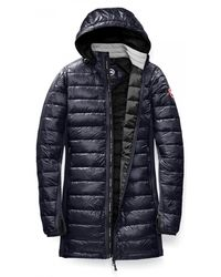 Canada Goose - Hybridge Lite Womens Coat - Lyst