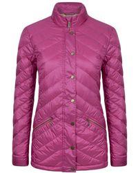 Dubarry - Binchy Ladies Quilt Jacket - Lyst