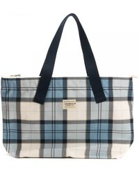 Barbour - Printed Shopper - Lyst