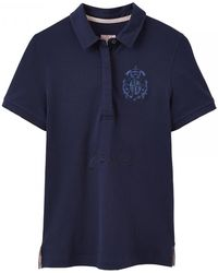 Joules | Amity Embroidered Womens Polo Shirt (x) | Lyst