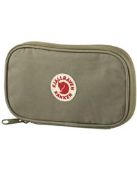 e48381d0ce Fjallraven Travel Wallet in Red - Lyst