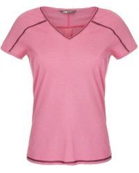 The North Face   Dayspring Short Sleeve Ladies Tee   Lyst