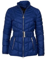 Barbour - Morzine Quilted Womens Jacket - Lyst