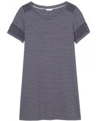 White Stuff - Flossie Stripe Womens Jersey Tunic - Lyst
