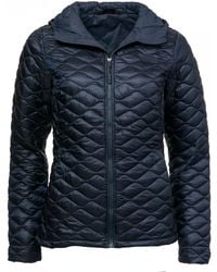 The North Face The North Face Women's ThermoBall Duster Jacket Medium Asphalt Grey from Moosejaw   ShapeShop