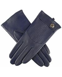 Dents - Freya Quilted Hairsheep Ladies Glove - Lyst