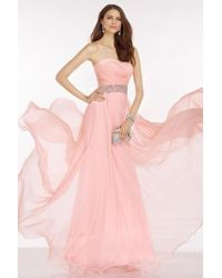 f47d9f8dd8b Couture Candy · Alyce Paris - 6604 Prom Dress In Rosewater - Lyst