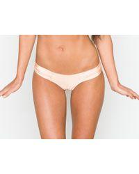 Montce Swim - Nude Peach Uno Braided Bottom - Lyst