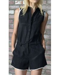 Stella & Jamie Connor Romper | Black Presale Exclusive
