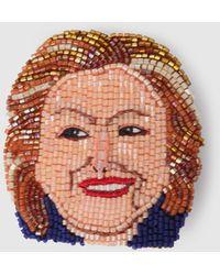 Mignonne Gavigan - Hillary Brooch - Lyst
