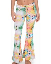Luli Fama - Boho Pant In Multicolor (l) - Lyst