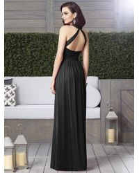 Dessy Collection - 2908 Dress In Black - Lyst