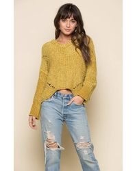 Raga - Kori Pullover Sweater - Lyst