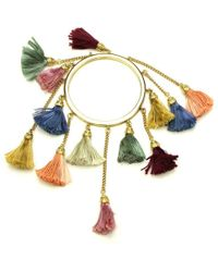 Ben-Amun - Venetian Breeze Tassel Perfect Circle Bracelet - Lyst