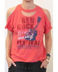 Karen Zambos - Red Rock Festival Vintage Tee - Lyst