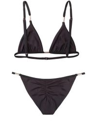 Leah Shlaer Swimwear - The Costes Bikini Bottoms - Lyst