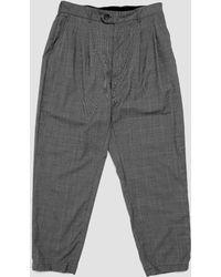 Engineered Garments - Wool Glen Plaid Emerson Pant - Lyst