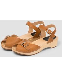 Swedish Hasbeens - Pia Debutant Sandals - Lyst
