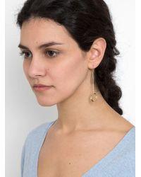 Helena Rohner - Loop Long Earrings - Lyst