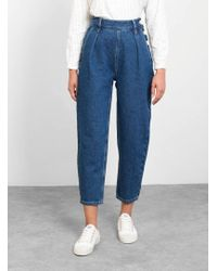 SIDELINE - Pia Trousers - Lyst