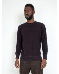 Jungmaven | Reverse Sherpa Sweatshirt | Lyst