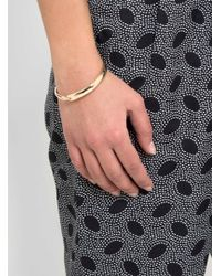 helena rohner two parts bangle lyst