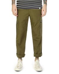 Norse Projects - Luther Straight Leg Ivy Green - Lyst