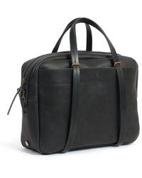 Bleu De Chauffe - Business Bag Report 2 Black - Lyst
