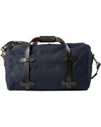 Filson - Small Duffle Bag Navy - Lyst