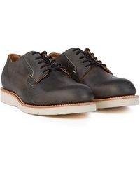 Red Wing - 3103d Postman Oxford Charcoal - Lyst