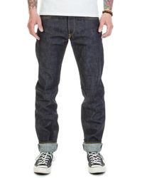 Edwin - Classic Regular Tapered Rainbow Selvage Raw State 13.5oz - Lyst