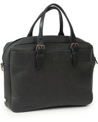 Bleu De Chauffe - Business Bag Folder Black - Lyst