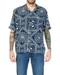 Levi's - Pyjama Shirt Bandana Blues - Lyst