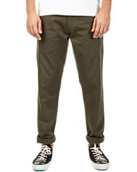 Universal Works - Fatigue Pant Twill Olive - Lyst