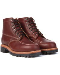 "Chippewa Boots - Chippewa 1975 6"" Original Insulated Trekker Boots British Tan - Lyst"