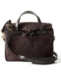 Filson - Original Briefcase Brown - Lyst