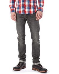 Rogue Territory - Stanton Grayscale Wash Selvedge - Lyst
