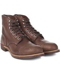 Red Wing - 8111d Iron Ranger Amber Harness - Lyst