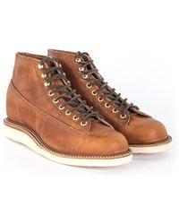 """Chippewa Boots - Chippewa 1958 5"""" Original Lace-to-toe Boot Tan - Lyst"""