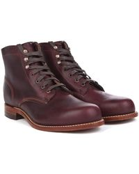 Wolverine - The Original 1000 Mile Boot Cordovan No. 8 - Lyst
