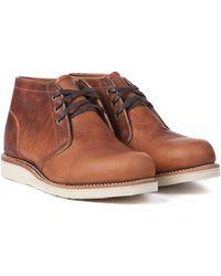 Chippewa Boots - Chippewa 1955 Original Modern Suburban English Tan - Lyst