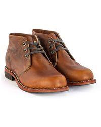 "Chippewa Boots - Chippewa 5"" Dress Chukka Tan Renegade - Lyst"