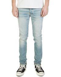 Nudie Jeans - Nudie Jeans Tilted Tor Summer Ocean - Lyst