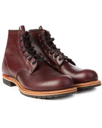 Red Wing - 9011d Beckman Black Cherry Featherstone - Lyst