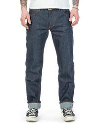 Lee Jeans - Z Jeans Dry Original Blue Selvage 13.75oz - Lyst