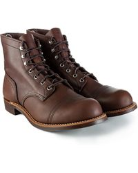 Red Wing - 8111d Iron Ranger Amber Harness New - Lyst