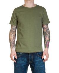 Merz B. Schwanen - 215 Army Shirt 1/4 Army - Lyst