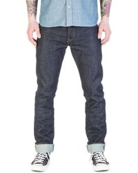 Rogue Territory - Sk Indigo Proprietary Selvedge 15oz - Lyst