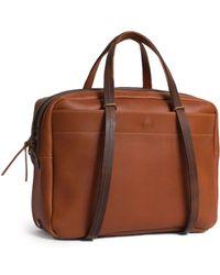 Bleu De Chauffe - Business Bag Report 2 Pain Brûlé - Lyst